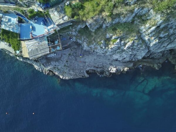 Bandiera blu Capri